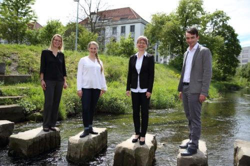 Gruppenbild Kriegsbach